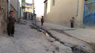 Informal Settlements in Kabul, Afghanistan